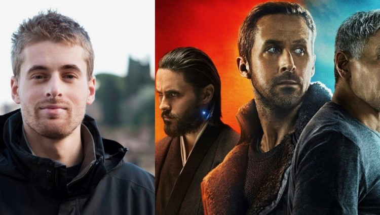 Gli effetti visivi del nostro ex allievo  Pierre D'Oncieu in Blade Runner 2049