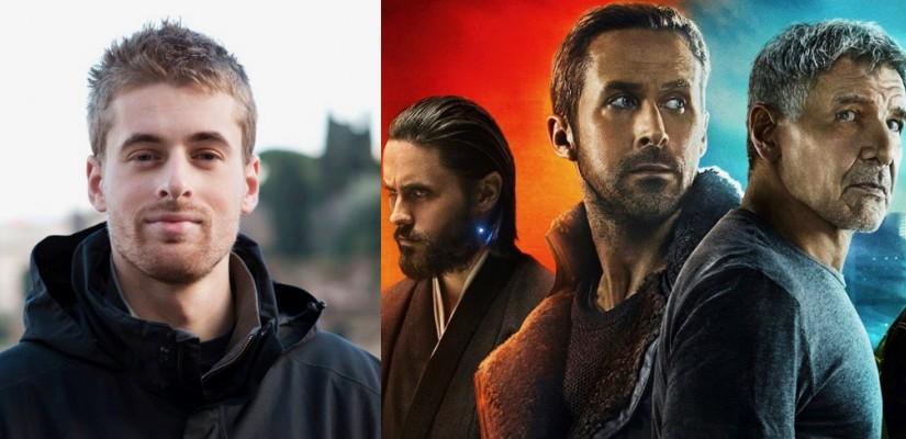 Pierre D'Oncieu compositor di Blade Runner 2046