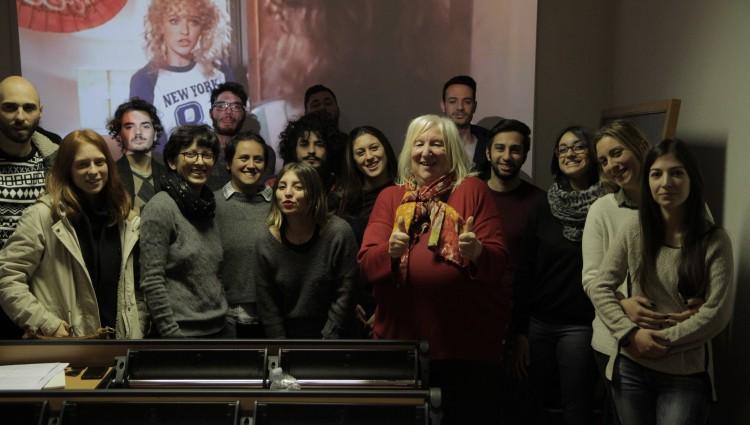 Annamaria Liguori, una new entry tra i docenti Griffith