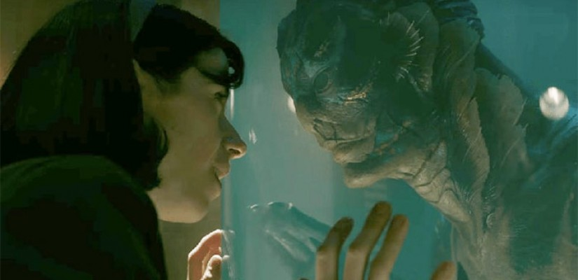 THE SHAPE OF WATER di Guillermo del Toro