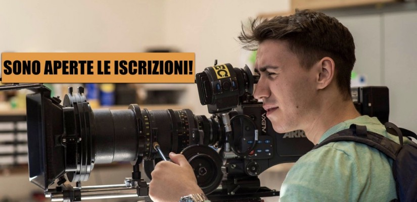 Studia Cinema alla Griffith usufruendo delle borse di studio da 1.200 a 1.600 Euro