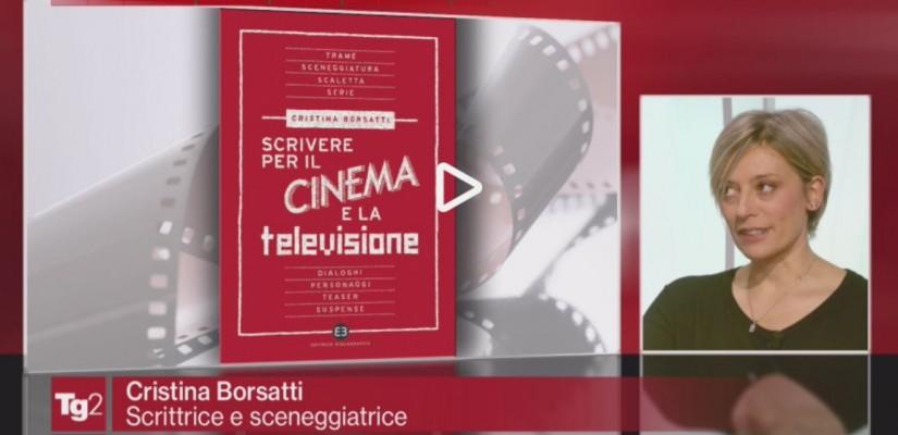 Cristina Borsatti e il suo Manuale di Sceneggiatura