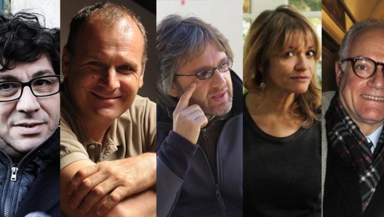 I docenti di Regia della Scuola Griffith per il 2019