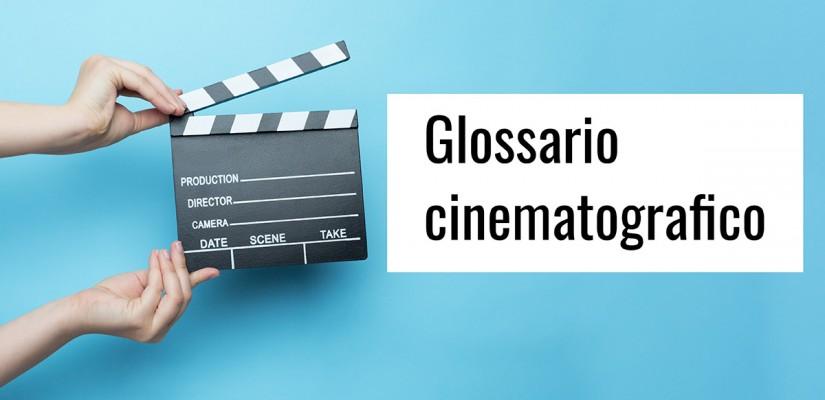 Glossario Cinematografico Online