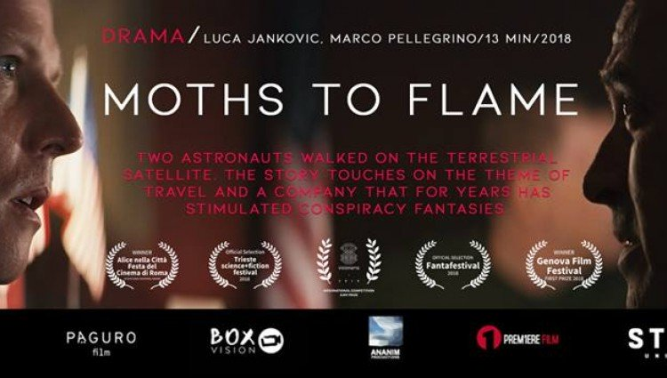 "Nastri D'Argento: ""Moths To Flame"" dell'ex-allievo Marco Pellegrino"