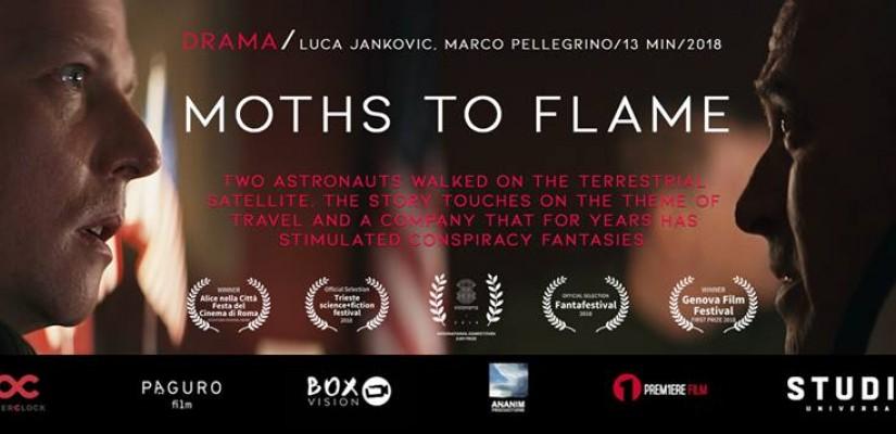"""Moths to Flame"" di Marco Pellegrino"
