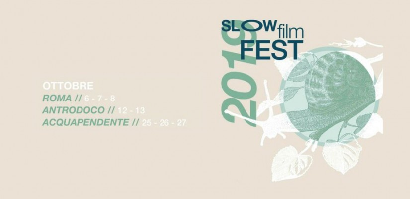 Per il 5° anno, Griffith è partner dello Slow Film Fest
