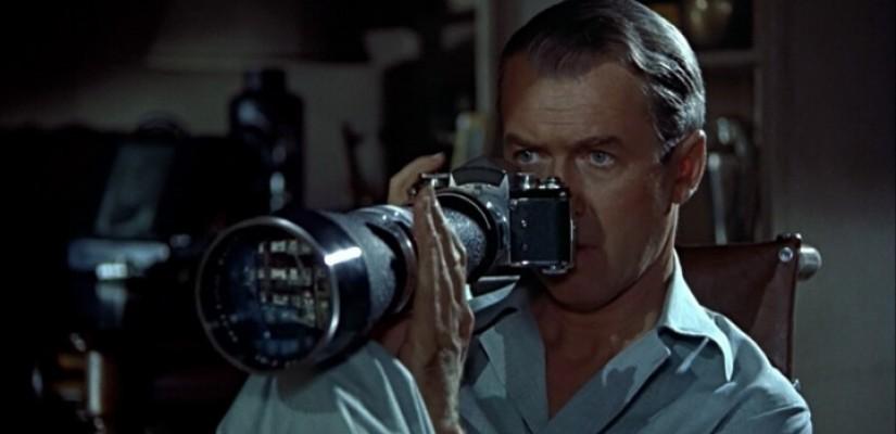 La suspense in 5 film (di Hitchcock, ovviamente)