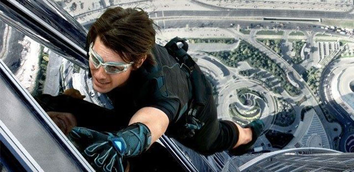 Saga cinematografica: Mission Impossible