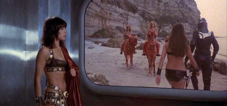 Starcrash - scontri stellari oltre la terza dimensione, film 1978
