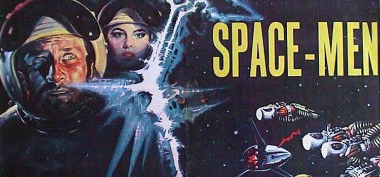 Space-men, film 1960
