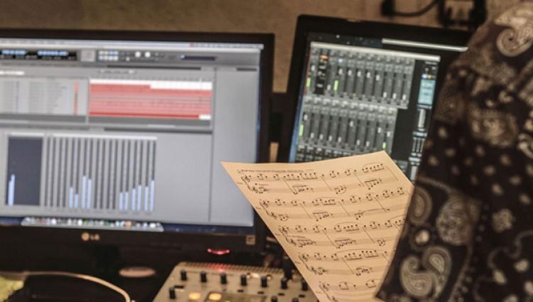 Colonne sonore nei film: intervista a Vincenzo Ramaglia
