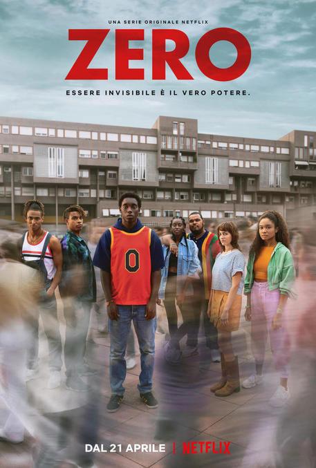 Zero, serie tv Netflix