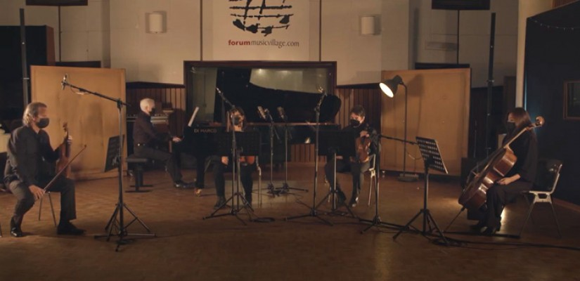 Quartetto Pessoa & Leandro Piccioni: tributo a Morricone