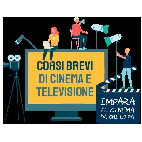 corsi intensivi di cinema e televisione