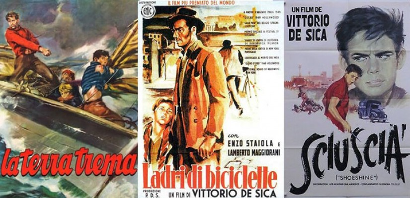 Neorealismo al cinema: 10 film capolavoro