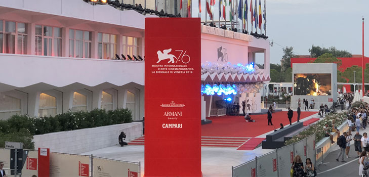 Festival Cinematografici internazionali: la mostra di Venezia